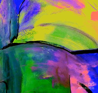 Digital Art - Colorful Tranquility Painting by Lisa Kaiser