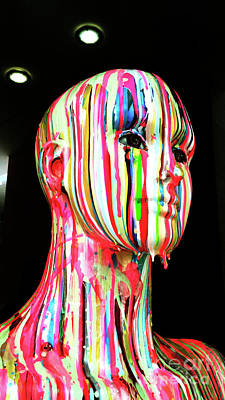 Photograph - Colorful Youth by Fei Alexander
