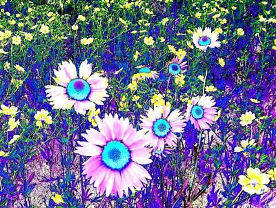 Digital Art - Colormax 2 by Will Borden