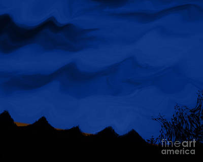 Colors At Dusk3 Art Print