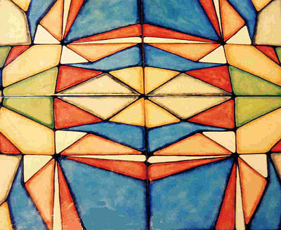 Colors Art Print by Dy Witt