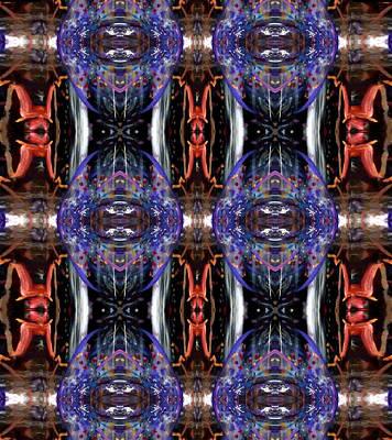 Digital Art - Colors Eye 5 by Michelle Audas