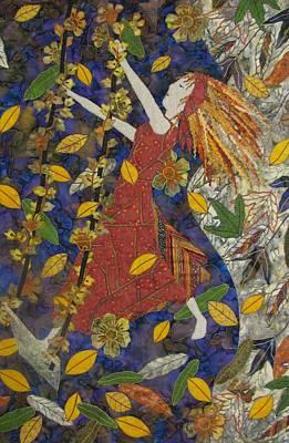 Colors Of Autumn Original by Lynda K Boardman
