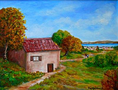 Colors Of Autumn1 Art Print