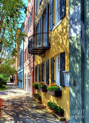 Photograph - Colors Of Charleston 5 by Mel Steinhauer