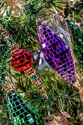 Photograph - Colors Of Christmas  by Joann Copeland-Paul