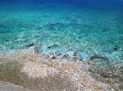 Phthalo Blue Photograph - Colors Of Cyprus  by Clay Cofer