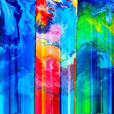 Painting - Colors Of Earth by Carolyn Repka