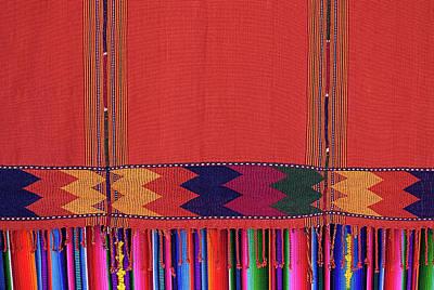 Panajachel Photograph - Colors Of Guatemala by Tatiana Travelways