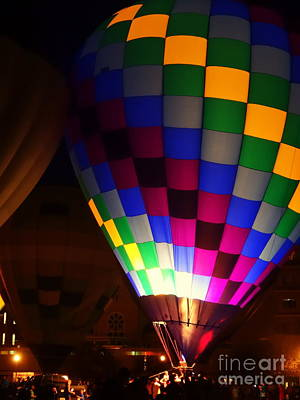 Photograph - Colors Of Hot Air by Justin Moore
