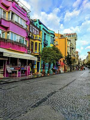 Photograph - Colors Of Istanbul by Ty Agha