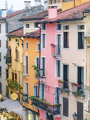 Photograph - Colors Of Italy by Debbie Karnes