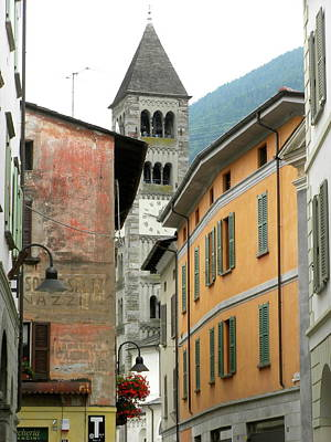Photograph - Colors Of Italy by Teresa Tilley