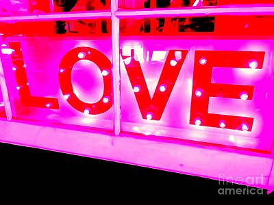 Photograph - Colors Of Love by Ed Weidman