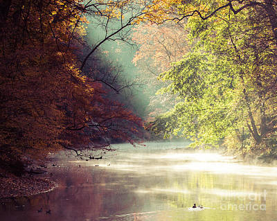 Photograph - Colors Of Morning by Ursula Lawrence