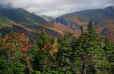 Photograph - Colors Of Mount Mansfield Vermont by Dan Sproul
