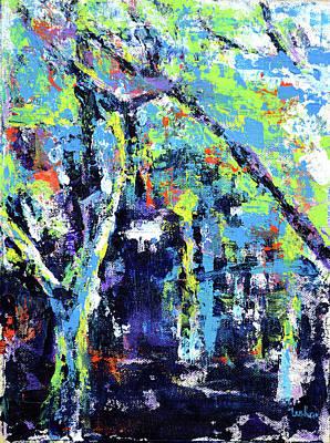 Painting - Colors Of Nature by Usha Shantharam