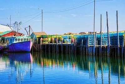 Amy Weiss - Enchanting colors of Nova Scotia by Tatiana Travelways