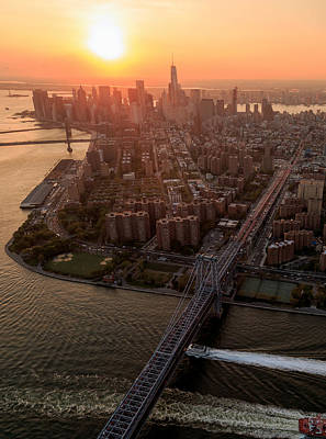 Photograph - Colors Of Ny by Anthony Fields