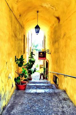 Photograph - Colors Of Sicily # 5 by Mel Steinhauer