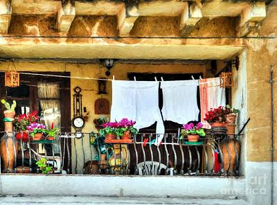 Photograph - Colors Of Sicily by Mel Steinhauer