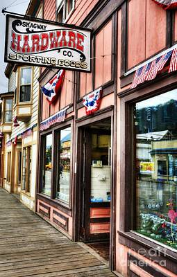 Photograph - Colors Of Skagway 5 by Mel Steinhauer