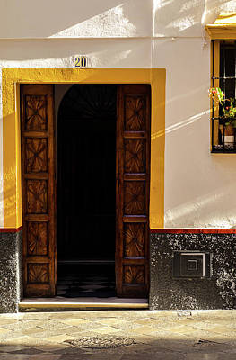 Photograph - Colors Of Spain 3 - Seville  by Andrea Mazzocchetti