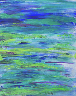 Painting - Colors Of Summer by Angela Bushman