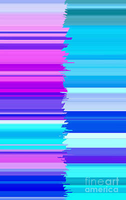 Digital Art - Colors Of The Caribbean by Krissy Katsimbras