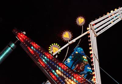 Whimsical Drawings Photograph - Colors Of The Fair 4 by Kae Cheatham
