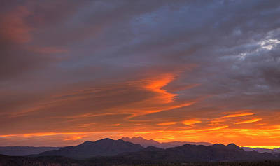Photograph - Colors Of The Morning Sky by Sue Cullumber