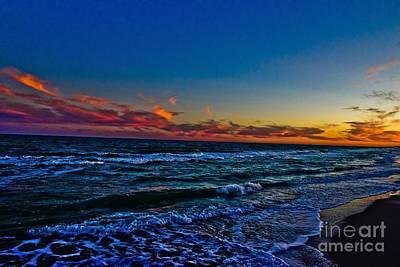 Colors Of Topsail Island Original