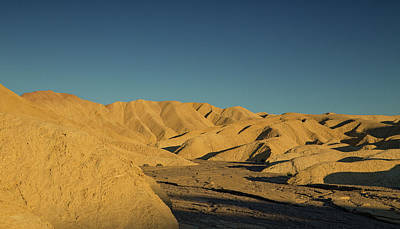 Photograph - Colors Of Zabriskie Point by Kunal Mehra