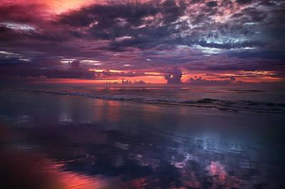 Myrtle Beach Photograph - Colors by Rob Blair