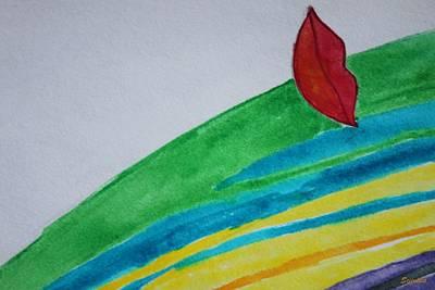 Colors Variant 1 Art Print by Scientila Duddempudi