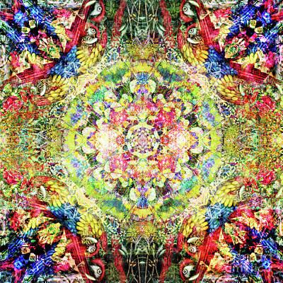 Digital Art - Colors by Xrista Stavrou