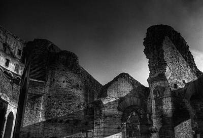 Coloseo 1 Art Print by Brian Thomson