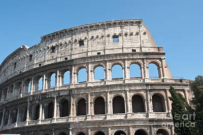 Colosseo II Art Print