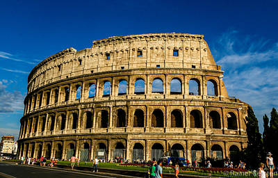 Colosseo Roma Art Print