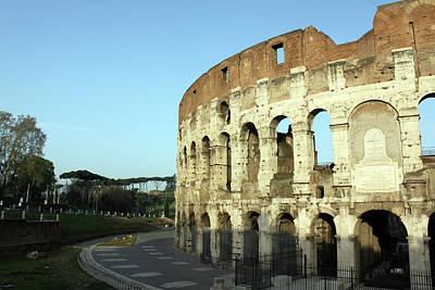 Colosseum Early Morning Original