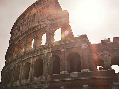 Photograph - Colosseum by JAMART Photography