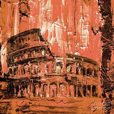 Colosseum Rome 093 Original