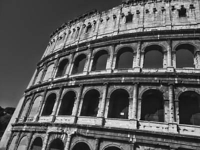 Colosseum Rome Original by Mark J Dunn