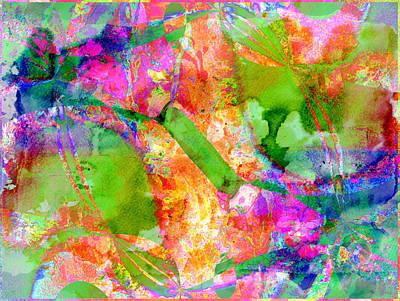 Digital Art - Colour by Contemporary Art