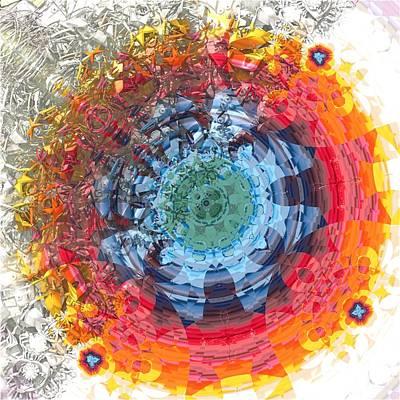 Colour Decomposition Original by Jacob Bettany