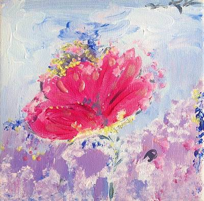 Painting - Colour Me Sweetly by Judith Desrosiers