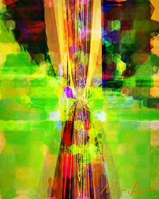 Art Print featuring the photograph Colourful by Miriam Shaw
