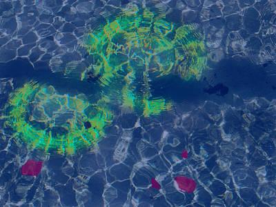 Colourfull Digital Art - Colourfull by Mart Van Zwam