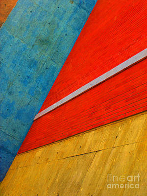 Photograph - Colours And Shapes by Tara Turner