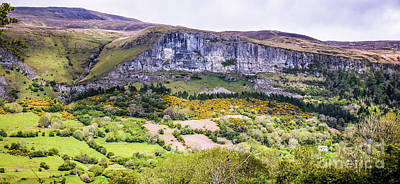 Photograph - Colours Of Benbulbin - Sligo Ireland by Lexa Harpell